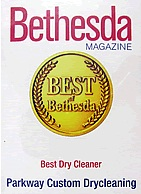 Bethesda Maryland's Best Dry Cleaner